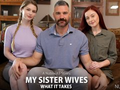 My Sister Wives What It Takes - S1:E10