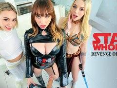 Star Whores Revenge Of The Sis - S5:E9