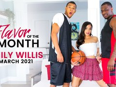 March 2021 Flavor Of The Month Emily Willis - S1:E7